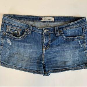 Vigoss woman's jean shorts size 13